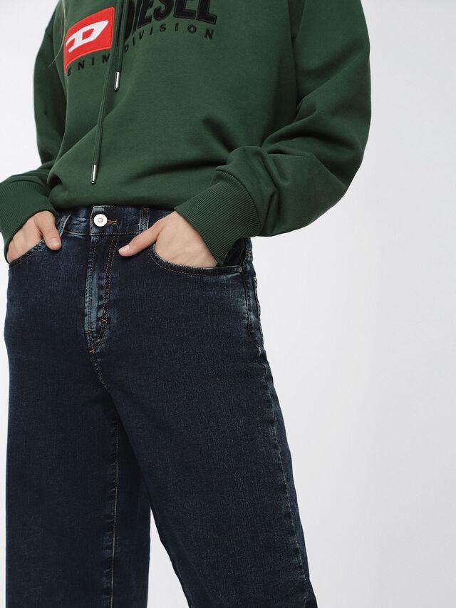 Diesel - Widee JoggJeans 069BE, Dunkelblau - Jeans - Image 4