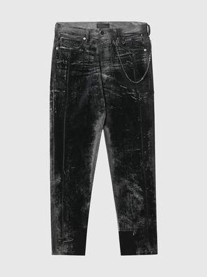 TYPE-2022-NE, Schwarz/Dunkelgrau - Jeans