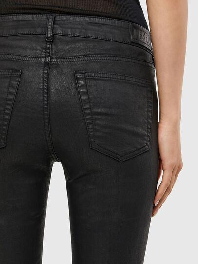 Diesel - D-Ollies JoggJeans® 069QJ, Schwarz/Dunkelgrau - Jeans - Image 3