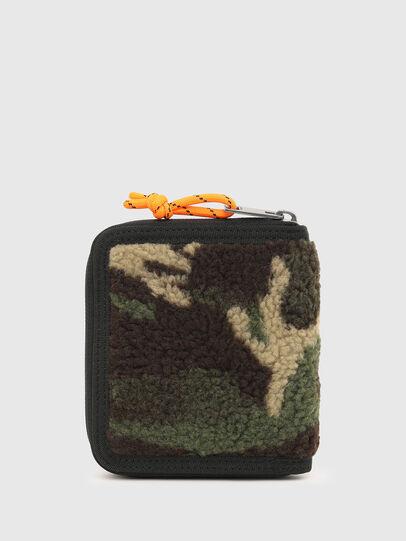Diesel - PI-ZIP, Camouflagegrün - Portemonnaies Zip-Around - Image 2