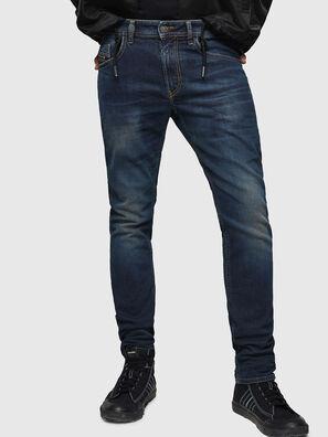 Thommer 084AU, Dunkelblau - Jeans