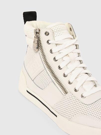 Diesel - S-DVELOWS MID CUT, Weiß - Sneakers - Image 4