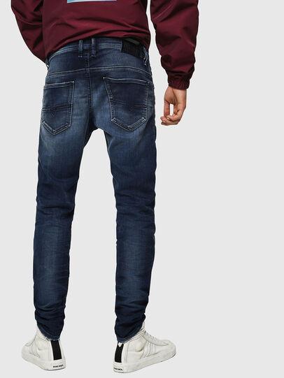 Diesel - Thommer JoggJeans 069JF, Dunkelblau - Jeans - Image 2