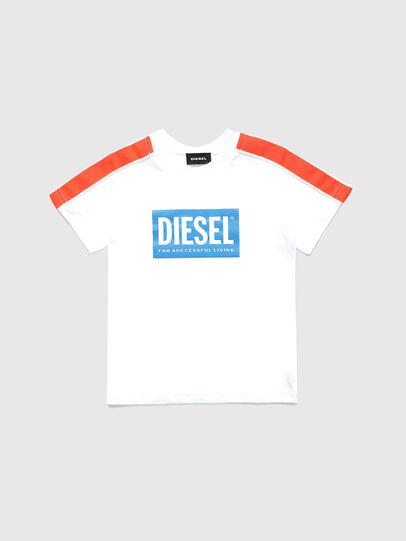 Diesel - TANGEB-R, Weiß - T-Shirts und Tops - Image 1