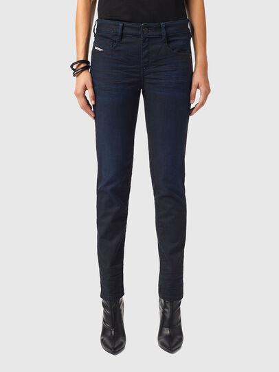 Diesel - D-Ollies JoggJeans® 069XY, Dunkelblau - Jeans - Image 1