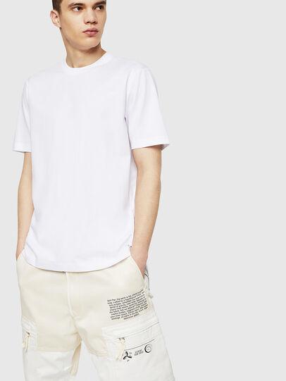 Diesel - T-KIRILL, Weiß - T-Shirts - Image 3