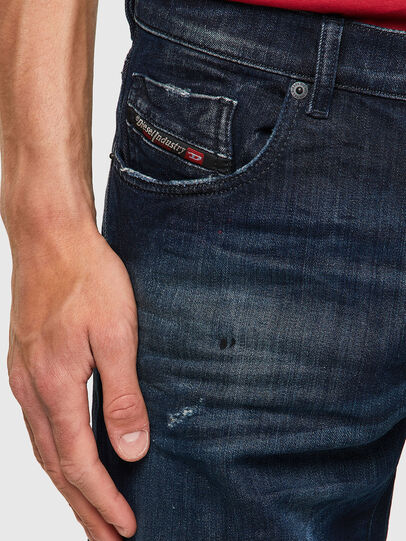 Diesel - D-Strukt JoggJeans® 09B50, Dunkelblau - Jeans - Image 3