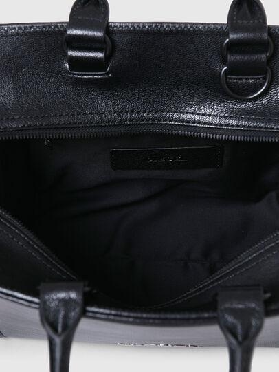 Diesel - PIRITE PC, Schwarz - Satchel Bags und Handtaschen - Image 4