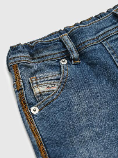 Diesel - KROOLEY-NE-B-N, Mittelblau - Jeans - Image 3
