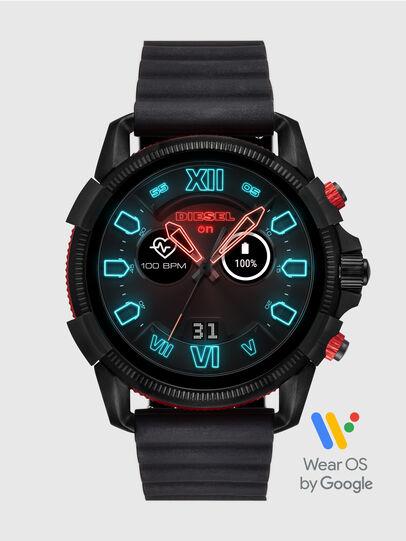 Diesel - DT2010, Schwarz - Smartwatches - Image 1