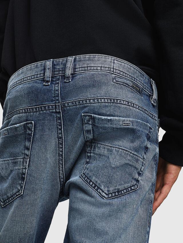 Diesel - Thommer 0853P, Hellblau - Jeans - Image 4