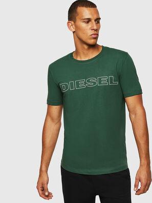 UMLT-JAKE, Dunkelgrün - T-Shirts