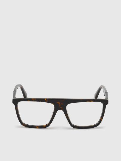 Diesel - DL5369, Schwarz/Braun - Korrekturbrille - Image 1