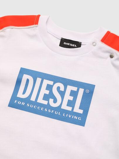 Diesel - TANGEB, Weiß - T-Shirts und Tops - Image 3