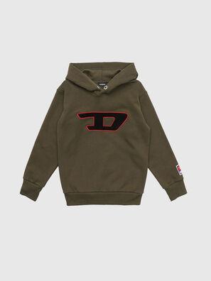 SDIVISION-D OVER, Armeegrün - Sweatshirts