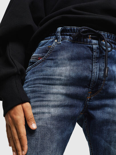 Diesel - Krailey JoggJeans 069AA, Dunkelblau - Jeans - Image 3