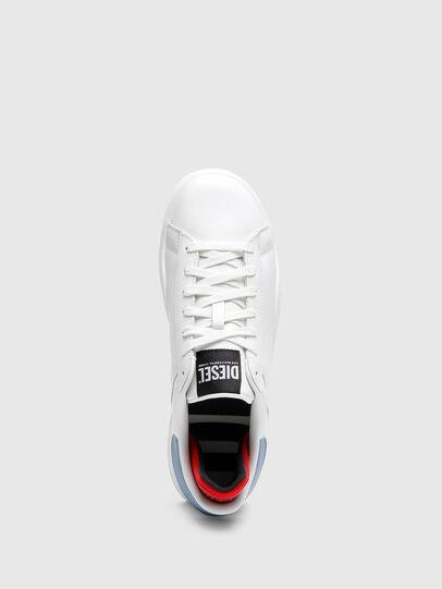 Diesel - S-SHIKA LOW LACE, Weiss/Blau - Sneakers - Image 6