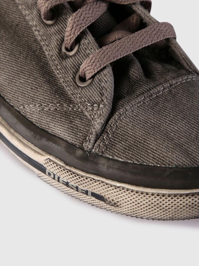 Diesel - EXPOSURE IV W, Jeansgrau - Sneakers - Image 4