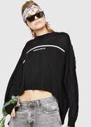 F-ZOIE, Schwarz - Sweatshirts