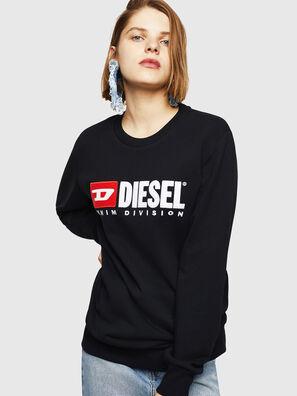 F-GIR-DIVISION-FL, Schwarz - Sweatshirts