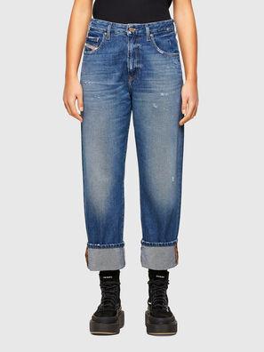 D-Reggy 009RV, Mittelblau - Jeans