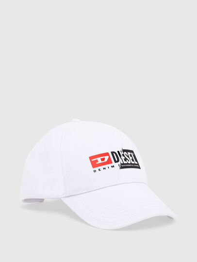 Diesel - CAP-CUTY, Weiß - Hüte - Image 1