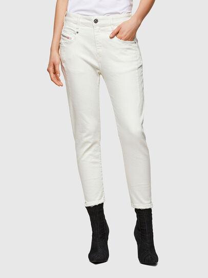 Diesel - Fayza 009NR, Weiß - Jeans - Image 1