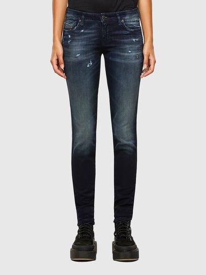 Diesel - GRACEY JoggJeans® 069PZ, Dunkelblau - Jeans - Image 1