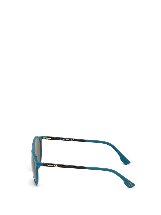 Diesel - DM0195, Blau - Sonnenbrille - Image 3