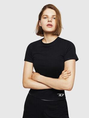 UFTEE-ROUNDFEM, Schwarz - T-Shirts