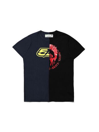 Diesel - D-MESO&MESO, Schwarz - T-Shirts - Image 1