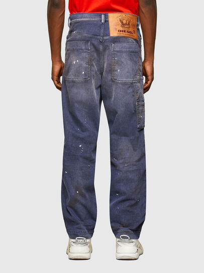 Diesel - D-Franky 009MC, Mittelblau - Jeans - Image 2
