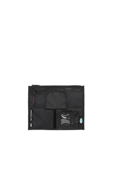 Crossbody-Tasche aus X-Pac-Material mit verschiedenen Trageoptionen