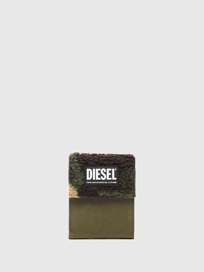 Diesel - HIRESH FD, Armeegrün - Kleine Portemonnaies - Image 1