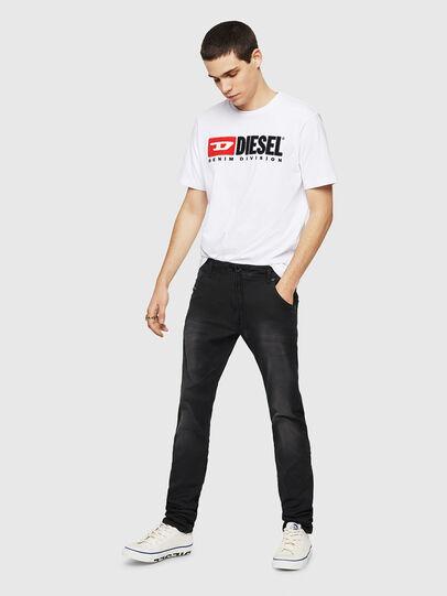 Diesel - Krooley Long JoggJeans 0670M,  - Jeans - Image 5