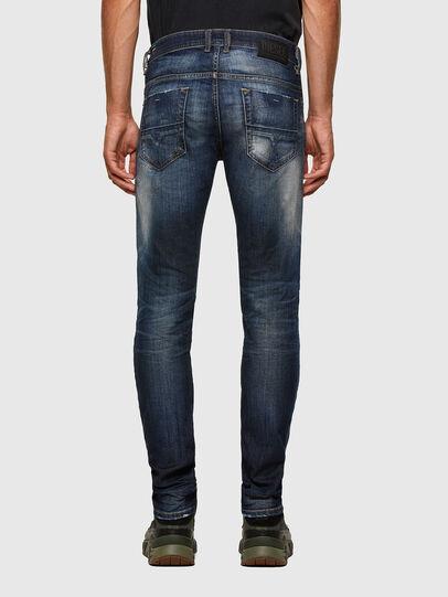 Diesel - Thommer 009JT, Dunkelblau - Jeans - Image 2