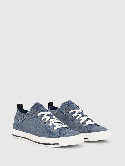 Diesel - EXPOSURE LOW I, Jeansblau - Sneakers - Image 2