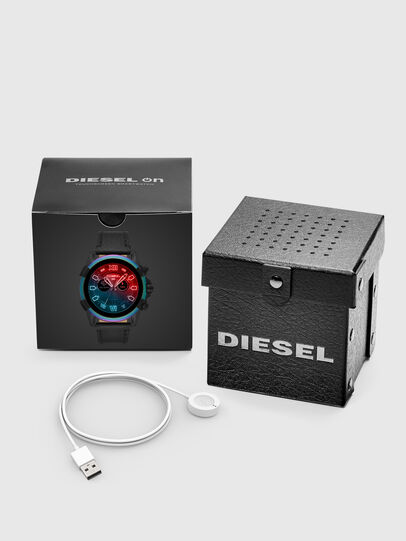 Diesel - DT2013, Schwarz - Smartwatches - Image 5