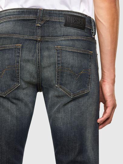 Diesel - Larkee 009EP, Dunkelblau - Jeans - Image 3