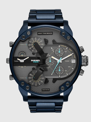 DZ7414, Blau/Schwarz - Uhren