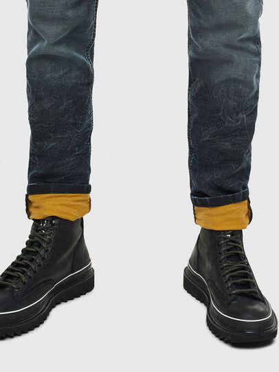 Diesel - Krooley JoggJeans 069MD, Dunkelblau - Jeans - Image 5