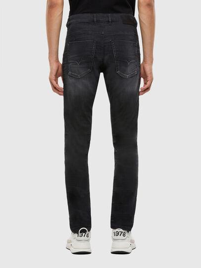 Diesel - Krooley JoggJeans 009KD, Schwarz/Dunkelgrau - Jeans - Image 2