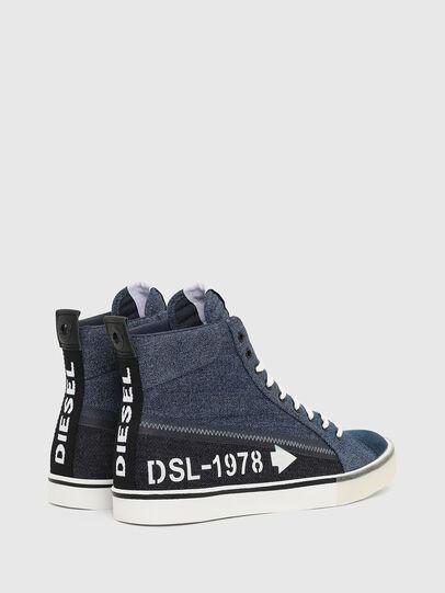 Diesel - S-DVELOWS MID, Jeansblau - Sneakers - Image 3