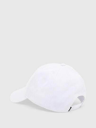 Diesel - CAP-CUTY, Weiß - Hüte - Image 2