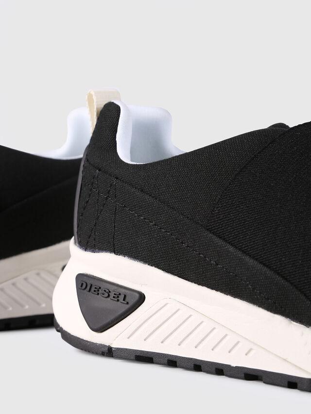 Diesel - S-KB ELASTIC, Schwarz - Sneakers - Image 5