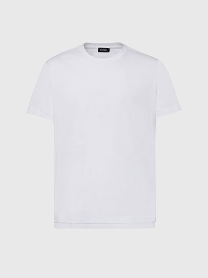 Diesel - T-DIAMANTIK-NEW2, Weiß - T-Shirts - Image 1