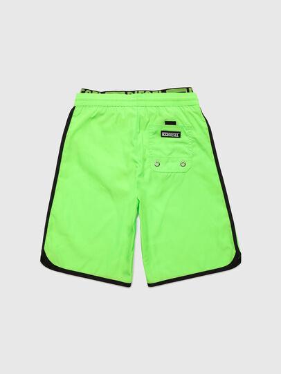 Diesel - MBXSAND, Neongrün - Beachwear - Image 2