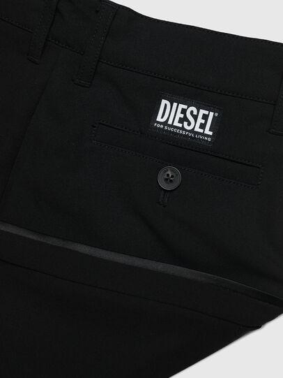 Diesel - PTRONY, Schwarz - Hosen - Image 3