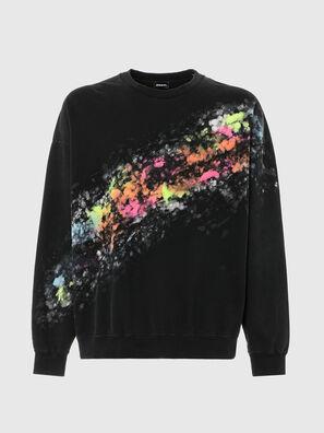 S-MART-A92, Schwarz - Sweatshirts