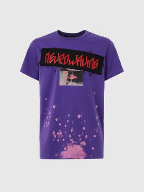 T-AIRO, Violett - T-Shirts